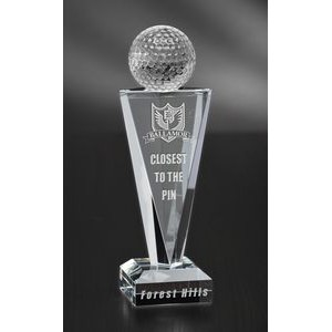 Golf Tower Trophy